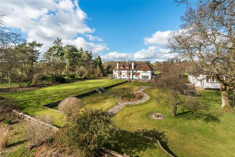 5 Bedrooms House for sale in Frensham, Farnham, Surrey