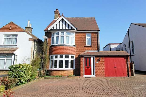 4 Bedrooms Detached House for sale in London Road, Sittingbourne, Kent