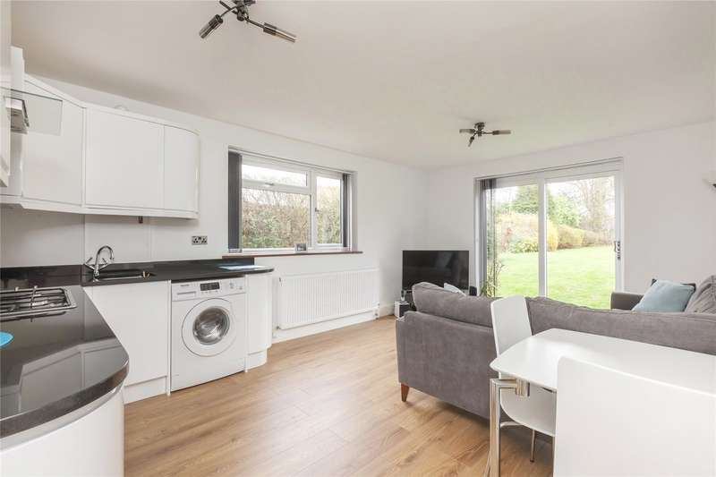 2 Bedrooms Apartment Flat for sale in Greendale Court, 39 Haling Park Road, South Croydon