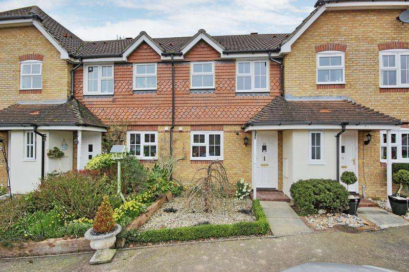 2 Bedrooms Terraced House for sale in Ropeland Way, Horsham