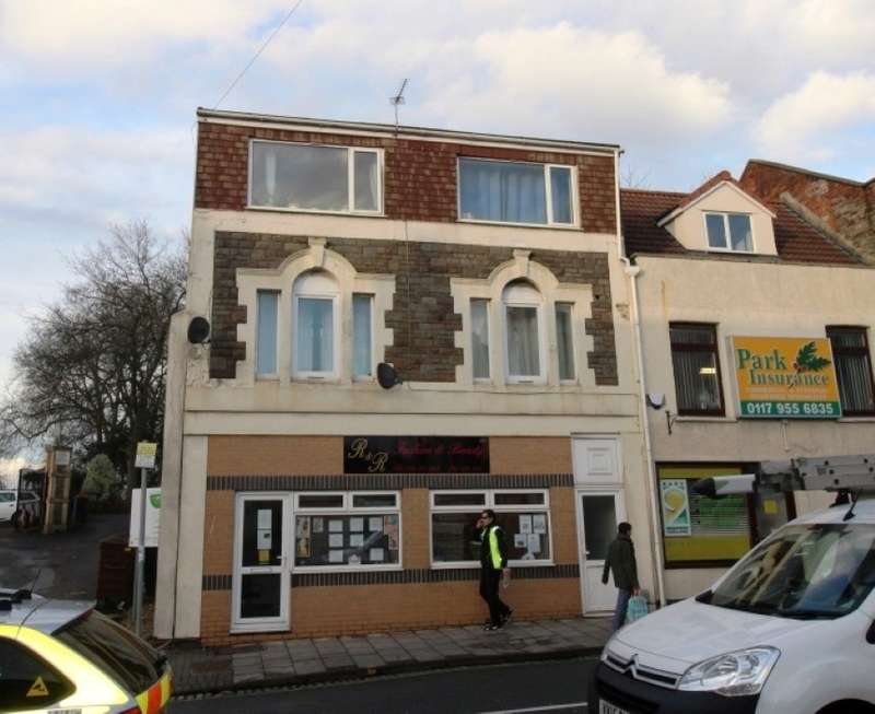 1 Bedroom Apartment Flat for sale in Garden Flat, Church Road, St. George, Bristol, Avon, BS5 8AA