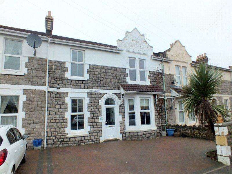 4 Bedrooms Terraced House for sale in St Pauls Road, Weston Super Mare, North Somerset, BS23