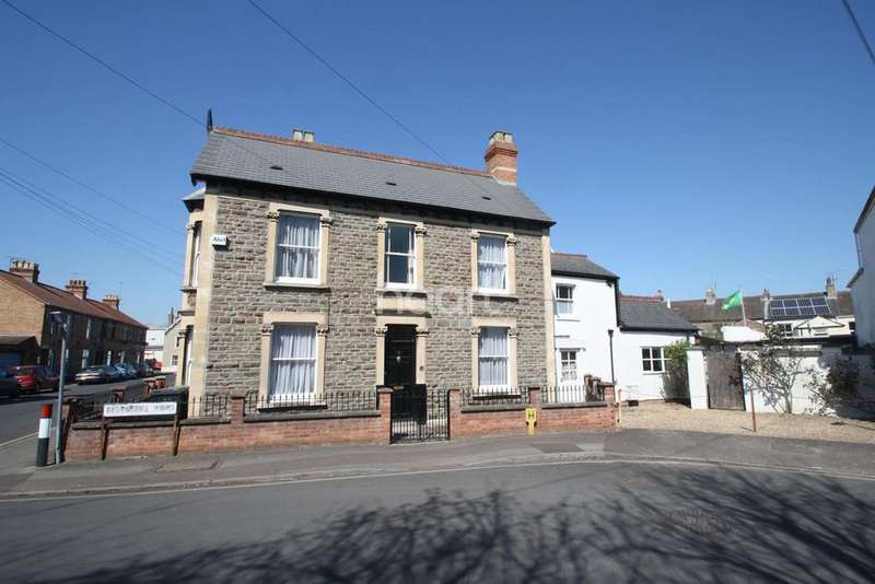 2 Bedrooms End Of Terrace House for sale in Belvedere Road, Taunton