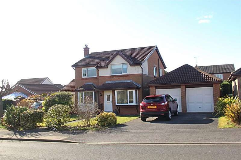 4 Bedrooms Detached House for sale in Priorwood Gardens, Ingleby Barwick