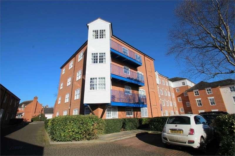 2 Bedrooms Flat for sale in Colchester Road, West Bergholt, COLCHESTER, Essex