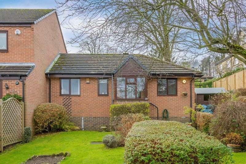 2 Bedrooms Semi Detached Bungalow for sale in Meadow House Drive, Fulwood, Sheffield, S10 3NA