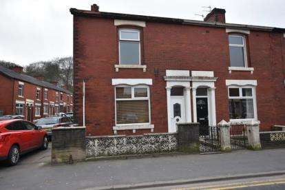 3 Bedrooms Terraced House for sale in Bolton Road, Ewood, Blackburn, Lancashire