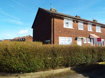 3 Bedrooms End Of Terrace House for sale in Thornfield Crescent, Little Hulton, Manchester, Greater Manchester