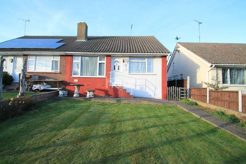 2 Bedrooms Bungalow for sale in Brookfield Close, Leigh