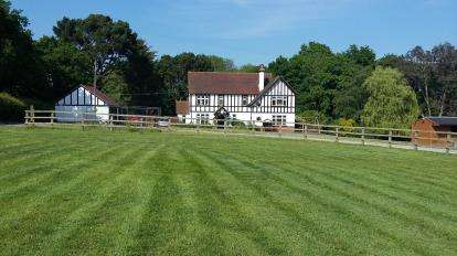 4 Bedrooms Equestrian Facility Character Property for sale in Burridge, Southampton, Hampshire