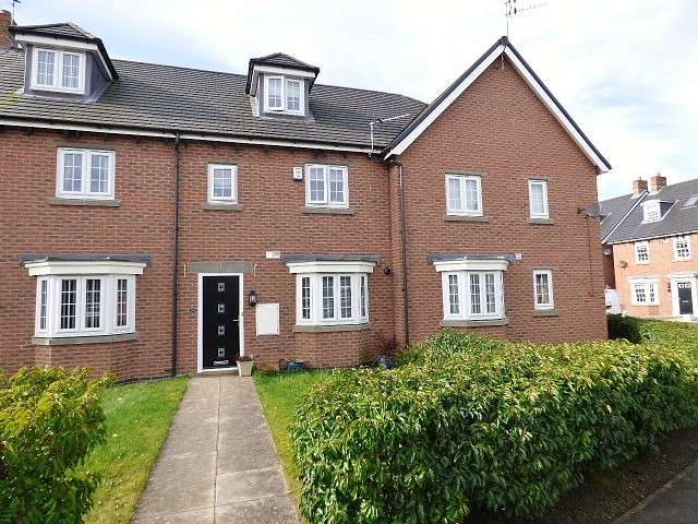 3 Bedrooms House for sale in Liberty Close, Great Sankey, Warrington