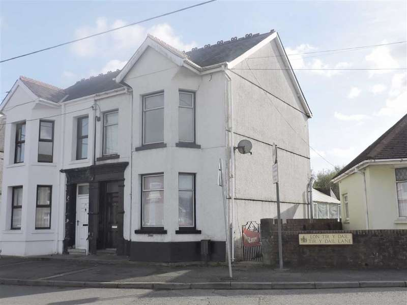 4 Bedrooms Property for sale in Tirydail Lane, Ammanford