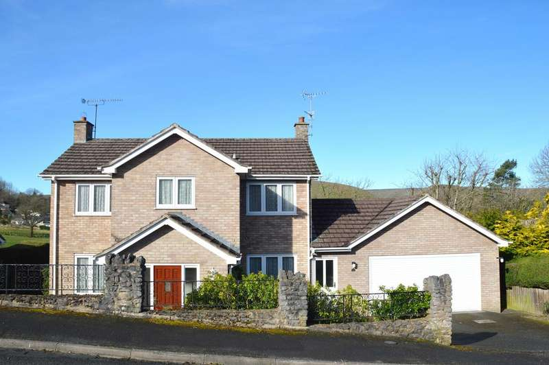 4 Bedrooms Detached House for sale in 12 Hazler Orchard, Church Stretton SY6 7AL