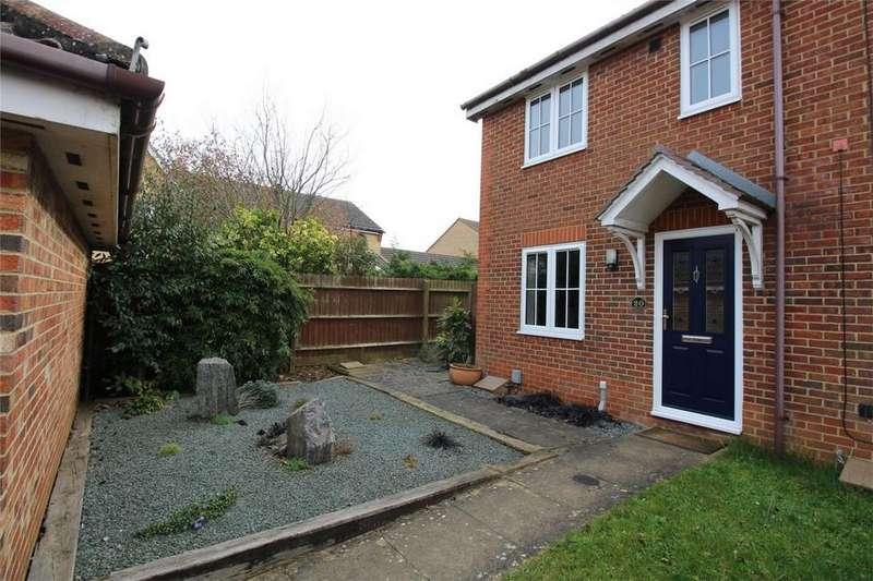 3 Bedrooms End Of Terrace House for sale in Tamar Close, Stevenage, Hertfordshire