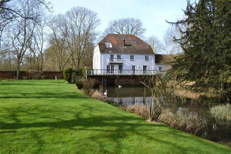 5 Bedrooms Detached House for sale in Sandford Lane, Sandford, Woodley, Berkshire, RG5