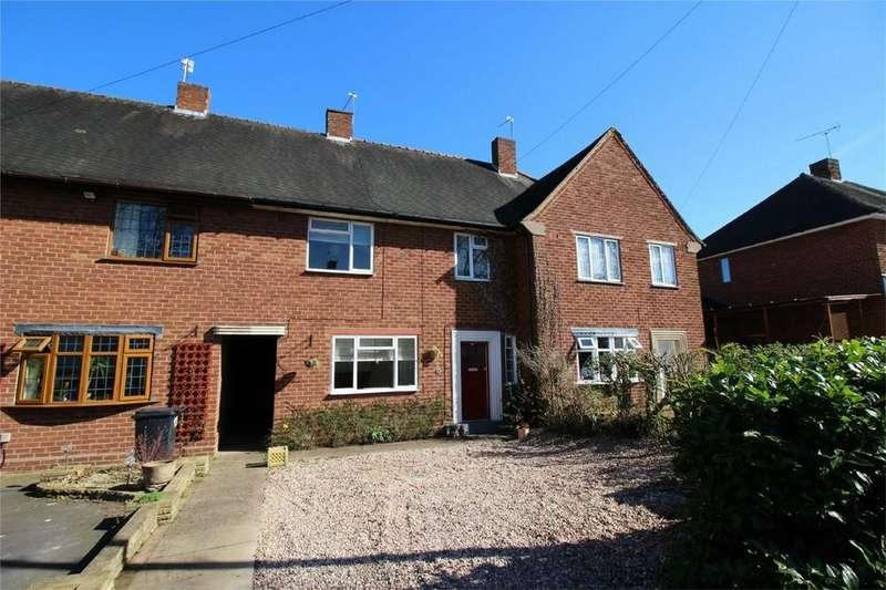 3 Bedrooms Terraced House for sale in Lavender Lane, Norton, Stourbridge, West Midlands