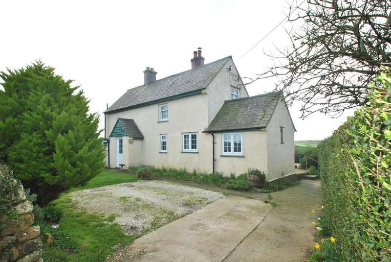 4 Bedrooms Detached House for sale in Trerice, St. Newlyn East
