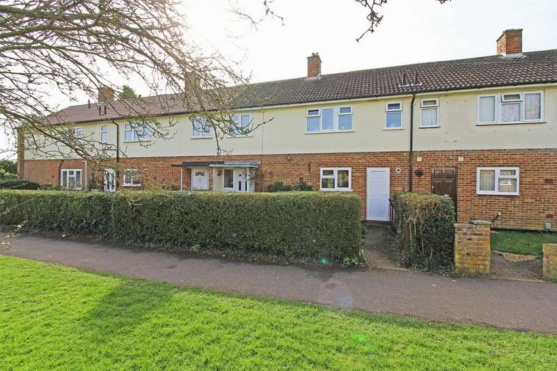 3 Bedrooms Terraced House for sale in Crossleys, Letchworth Garden City, Hertfordshire