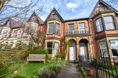 4 Bedrooms Maisonette Flat for sale in Highbury, Newcastle Upon Tyne, Tyne and Wear, NE2