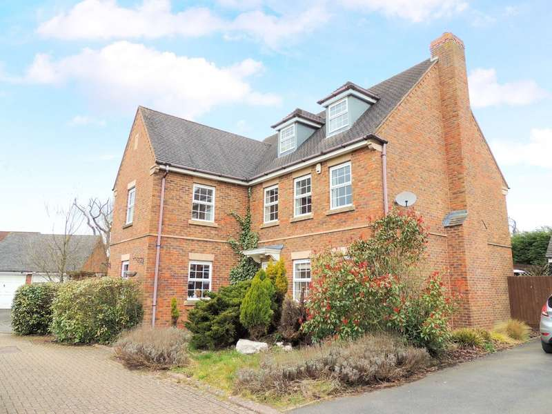 6 Bedrooms Detached House for sale in Hirdemonsway, Dickens Heath