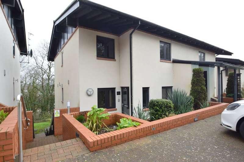 2 Bedrooms Flat for sale in 5C Woodridge, Cefn Glas, Bridgend, Bridgend County Borough, CF31 4PE.