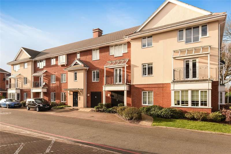 2 Bedrooms Apartment Flat for sale in Whitchurch House, 1 Wren Lane, Ruislip, Middlesex, HA4