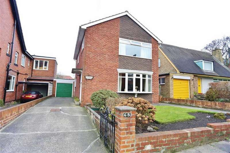 3 Bedrooms Detached House for sale in West Mount, High Barnes, Sunderland, SR4