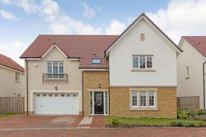 5 Bedrooms Detached House for sale in Crosshill Mews, Bishopton, Renfrewshire