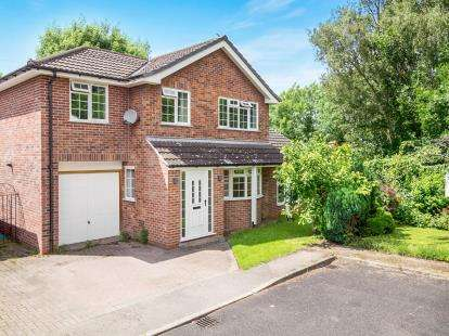 4 Bedrooms Detached House for sale in Brielen Road, Radcliffe-On-Trent, Nottingham, Nottinghamshire