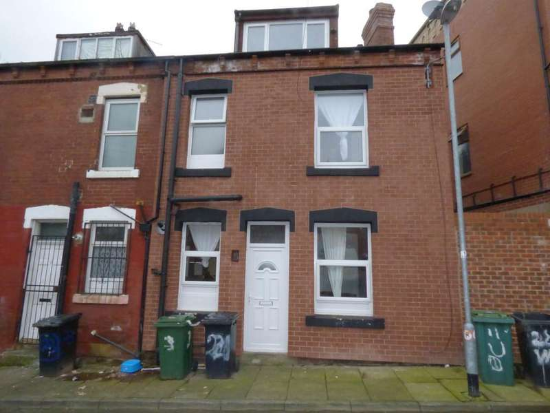 2 Bedrooms Terraced House for sale in Upper Woodview Place, Beeston, LS11 6JZ