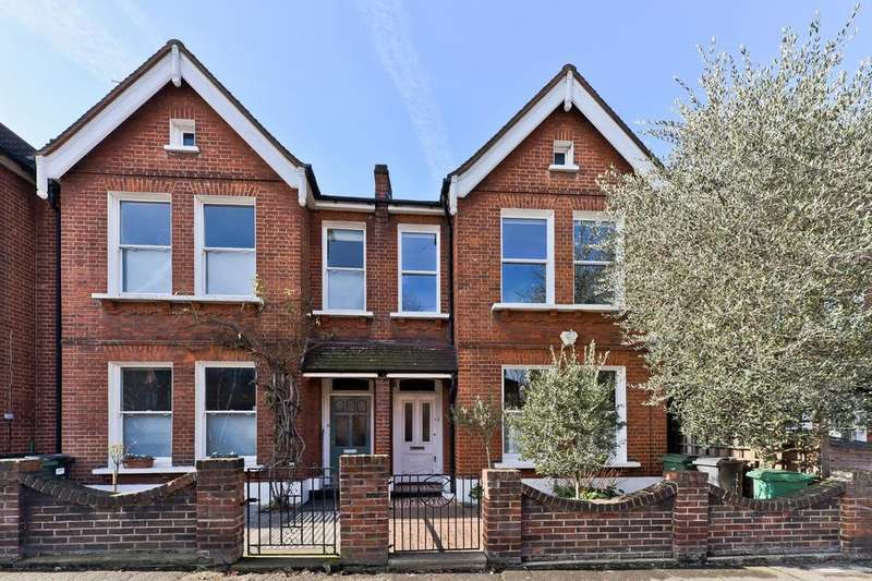 4 Bedrooms Terraced House for sale in Croxted Road, London SE24