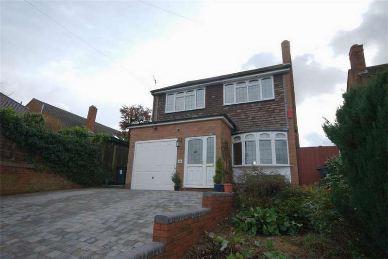 3 Bedrooms Detached House for sale in Mordaunt Drive, Four Oaks, SUTTON COLDFIELD, West Midlands