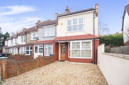 4 Bedrooms End Of Terrace House for sale in Barrowell Green, Winchmore Hill, London, .