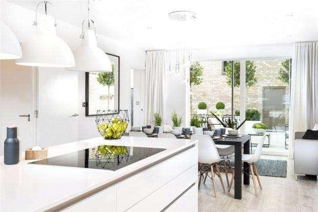 4 Bedrooms Terraced House for sale in Vawser Way, Ninewells, Cambridge