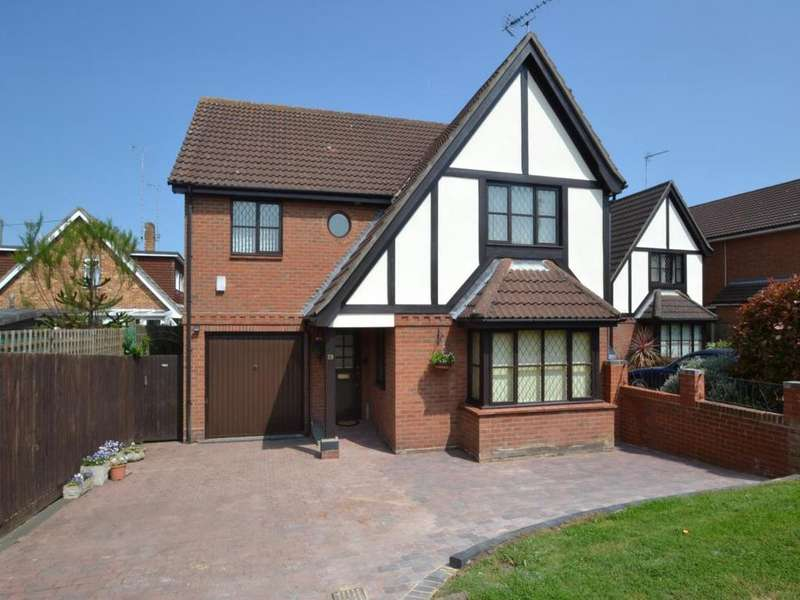 4 Bedrooms Detached House for sale in Greens Farm Lane, Billericay, Essex, CM11