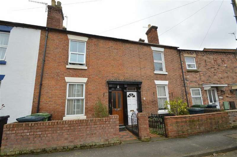 2 Bedrooms Terraced House for sale in New Park Street, Castlefields, Shrewsbury
