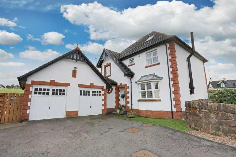 5 Bedrooms Detached House for sale in 17 Torr Avenue, Quarriers Village, PA11 3QZ