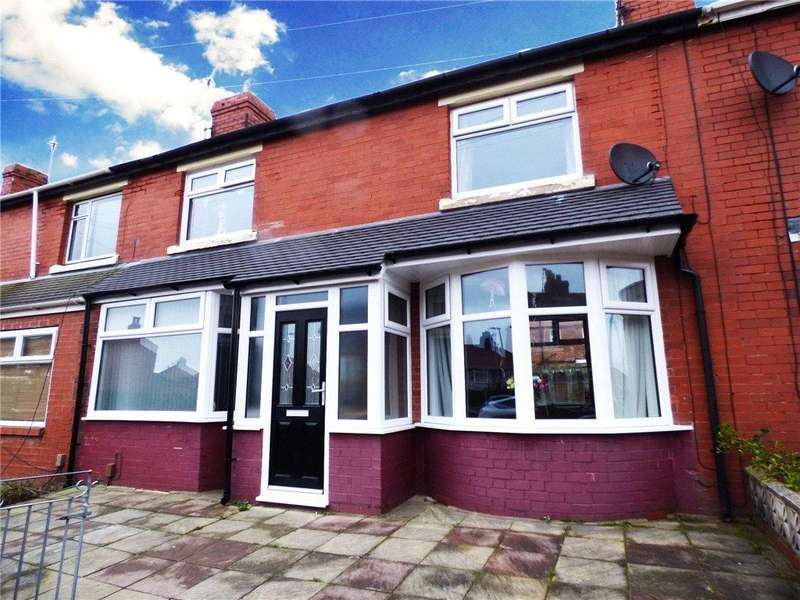 2 Bedrooms Terraced House for sale in Macauley Avenue, Marton, Blackpool
