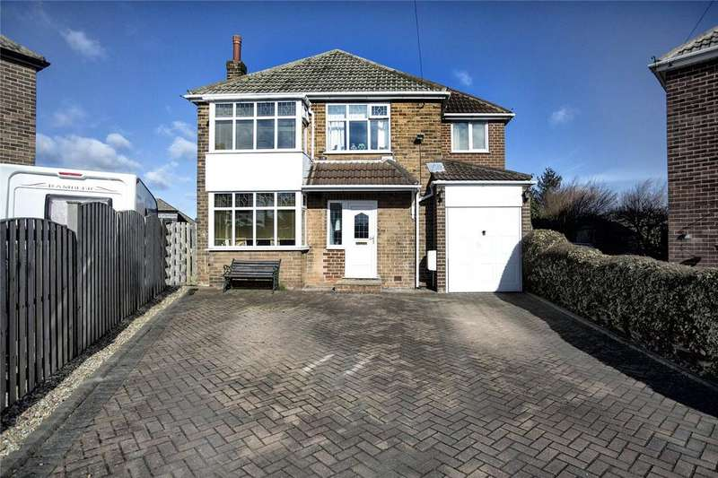 4 Bedrooms Detached House for sale in Ullswater Close, Dewsbury, West Yorkshire, WF12
