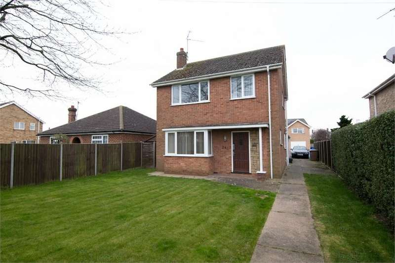 3 Bedrooms Detached House for sale in London Road, Boston, Lincolnshire