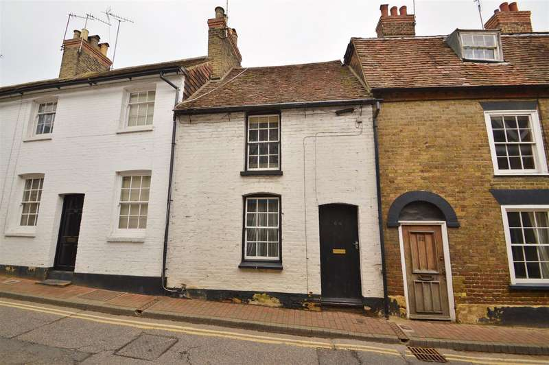 2 Bedrooms Property for sale in 64 High Street, Aylesford