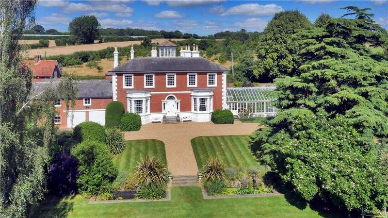 6 Bedrooms Detached House for sale in Willow Wents, Mereworth, Maidstone, Kent, ME18