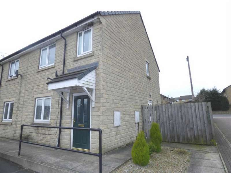 2 Bedrooms Property for sale in Maple Court, Illingworth, HALIFAX, West Yorkshire, HX2