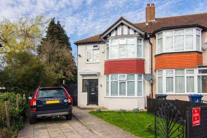 3 Bedrooms House for sale in Warren Drive, Greenford