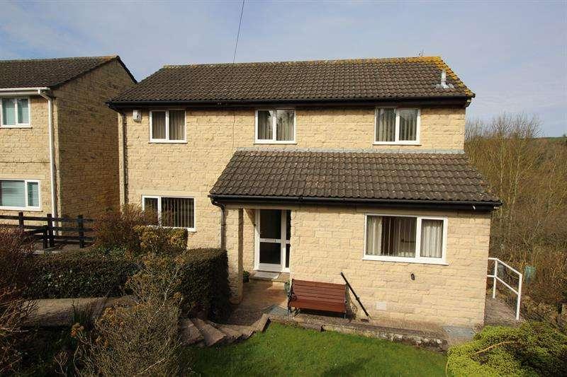4 Bedrooms Detached House for sale in Wells Road, Radstock