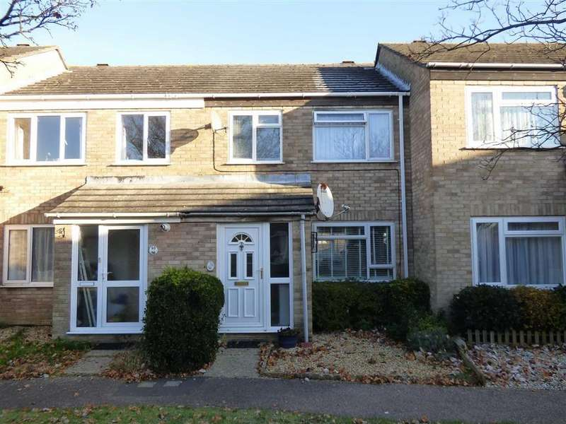 3 Bedrooms Terraced House for sale in Setley Gardens, Bournemouth, Dorset, BH8