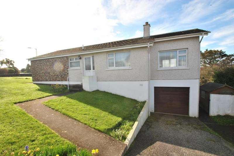 2 Bedrooms Bungalow for sale in Wych Hazel Way, Newquay