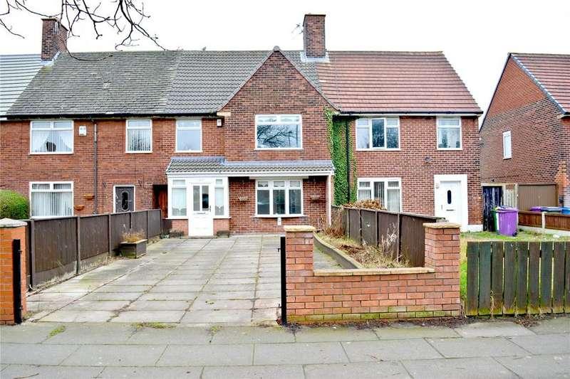 3 Bedrooms Terraced House for sale in Western Avenue, Speke, Liverpool, Merseyside, L24