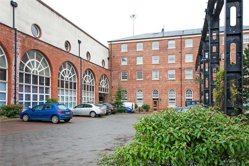 2 Bedrooms Apartment Flat for sale in 4/1, Cook Street, Glasgow, Lanarkshire