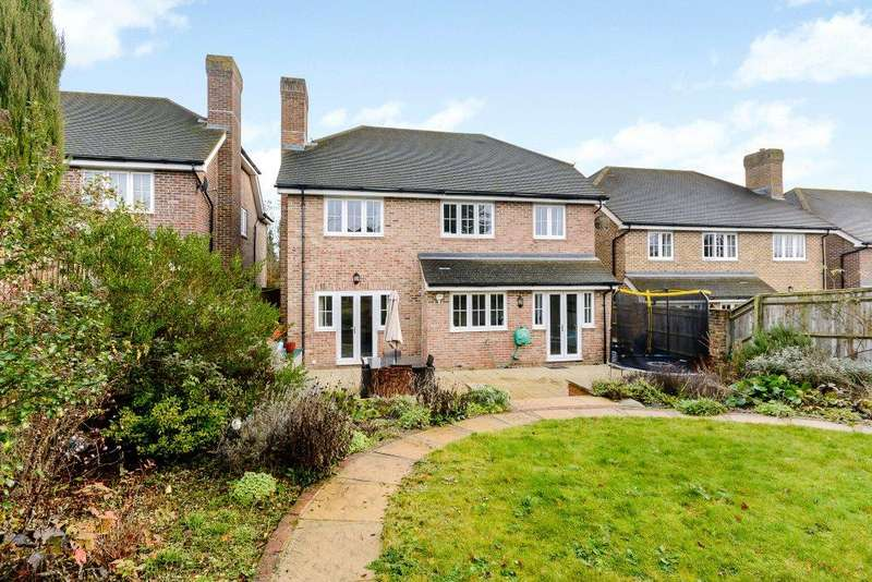 4 Bedrooms Detached House for sale in Watling Street, St. Albans, Hertfordshire